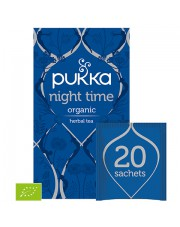 herbata night time 20g PUKKA
