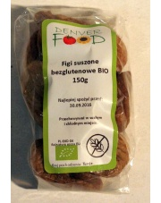 figi suszone BIO 150g DENVER FOOD