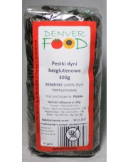 pestki dyni 300g DENVER FOOD