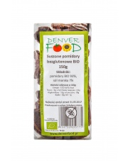 pomidory suszone 150g DENVER FOOD