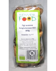 figi suszone BIO 300g DENVER FOOD