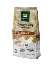 napój owsiany instant 350g top natur