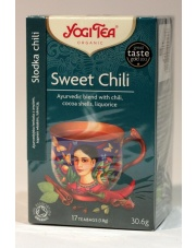 YOGI TEA ® - herbata słodka chilli 30,6g