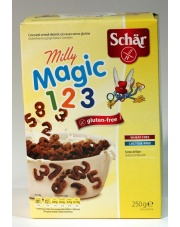 chrupki kakaowe Milly Magic 250g Schar