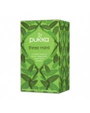 herbata three mint 40g PUKKA