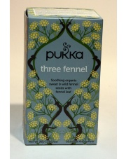 herbata three fennel 36g PUKKA